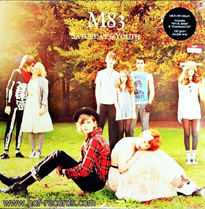 M83 - Saturdays = Youth 2Lp N.