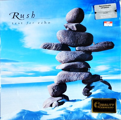 Rush - Test For Echo 2Lp N.