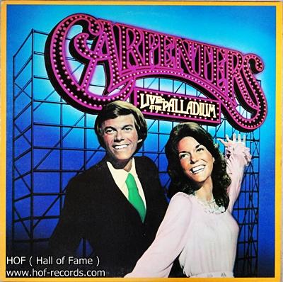 Carpenters - Live at the Palladium 1 Lp