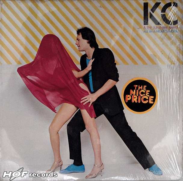 KC& The Sunshine Band - All in a night's work