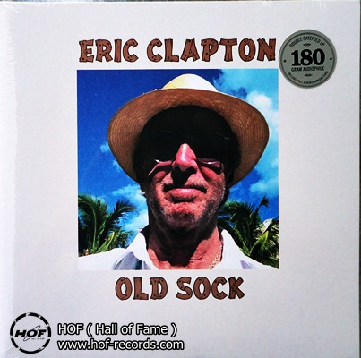Eric Clapton - Ole sock New _2 LP