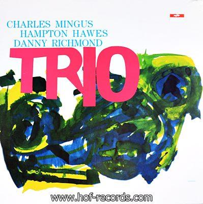 Charles Mingus - Trio 1lp