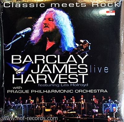 Barclay James Harves t - Live With Prague Philharmonic Orchestra 1Lp N.