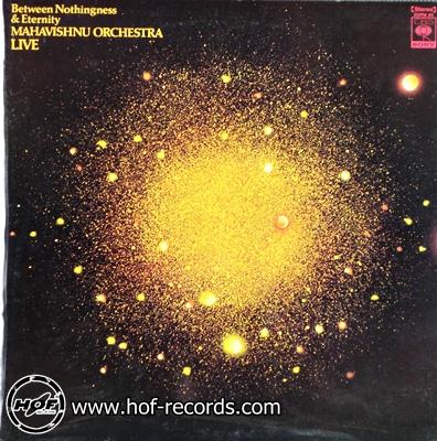 Mahavishnu Orchestra - live 1lp