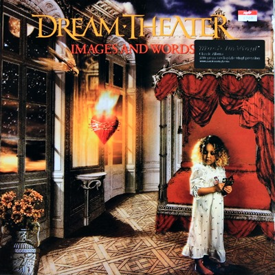 Dream Theater - Images And Words 1Lp 1992 N.