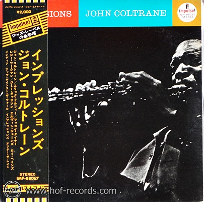 John Coltrane - Impressions 1lp