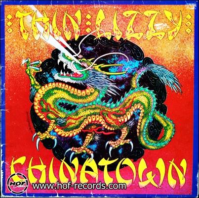 Thin Lizzy - Chinatown 1980 1lp