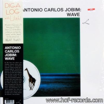 Antonio Carlos Jobim - Wave 1Lp N.