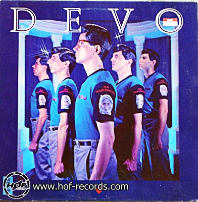 Devo - New Traditionalists 1 Lp