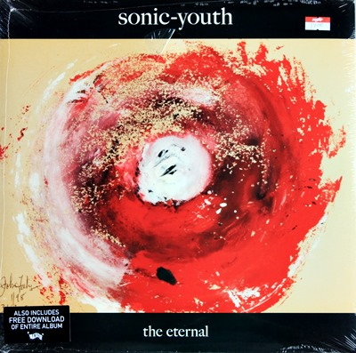 Sonic Youth - The Elernal 2Lp N.