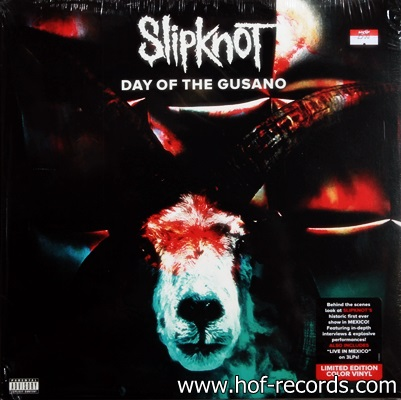 Slipknot - Day Of The Gusano 3Lp N.