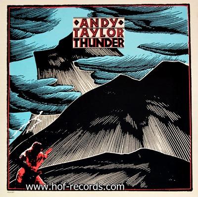 Andy taylor - Thunder 1987