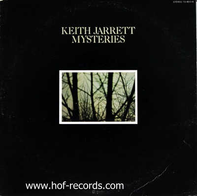 Keith Jarrett - Mysterries 1976