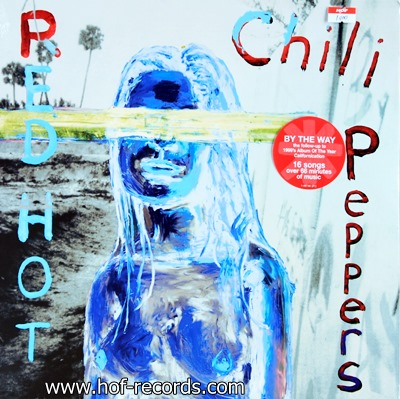 Red Hot Chili Peppers - By The Way 2lp N.