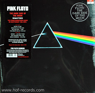 Pink Floyd - Dark Side Of The Moon 1Lp N.