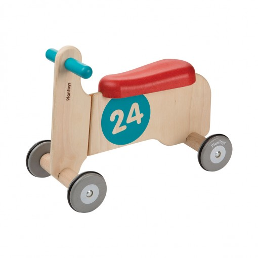 ของเล่นไม้ ของเล่นเด็ก ของเล่นเสริมพัฒนาการ Bike Ride-On II (ส่งฟรี)