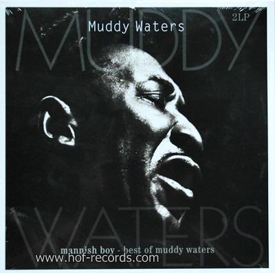 Muddy Waters - Mannish Boy Best Of Muddy Waters 2Lp N.