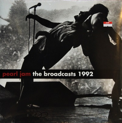 Pearl Jam - The Broadcasts 1992 2Lp N.