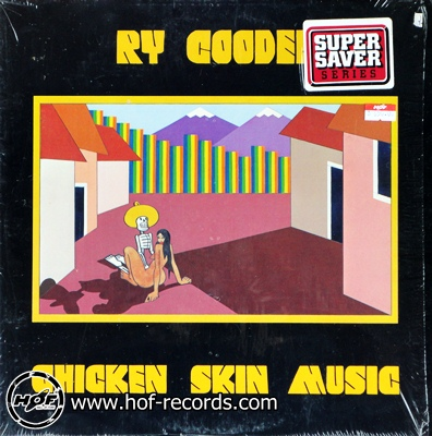 ry cooder - chicken skin music 1lp