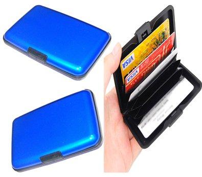 Metafun Wallet Set กระเป๋ากันน้ำ กระเป๋าตังค์ กระเป๋านามบัตรอลูมิเนียม แพค 3 ใบ คละสี