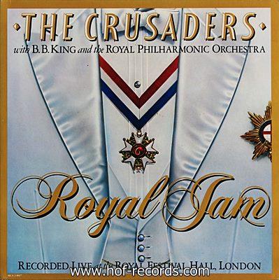Crusaders - Royal Jam 1982 2lp
