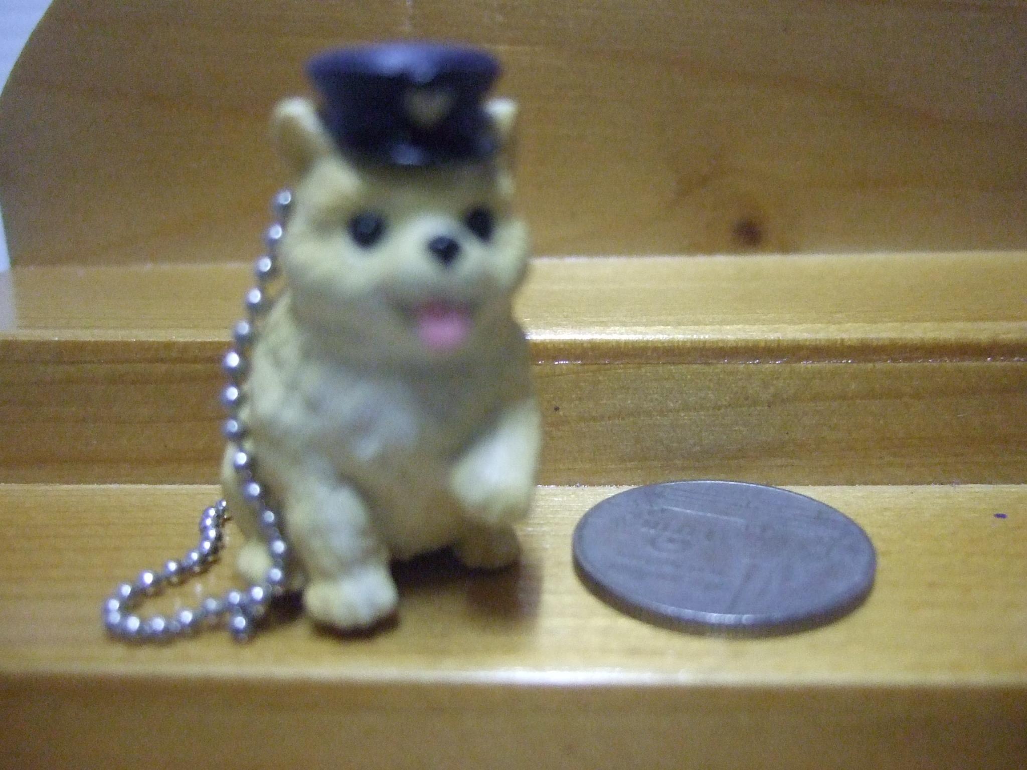 Re-ment ปอมเมอเรเนียน (Pomeranian)