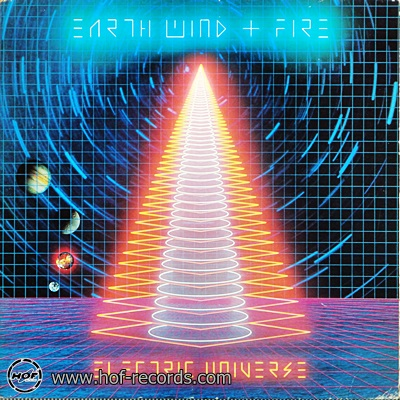 Earth,Wind & Fire - Electric Universe 1983 1lp