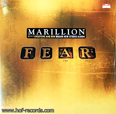 Marrilion - Fear 2Lp N