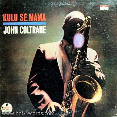 John Coltrane - Kulu Se Mama 1Lp