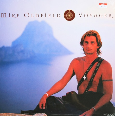 Mike Oldfield - Voyager 1lp N.