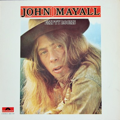 John Mayall - Empty Rooms 1Lp