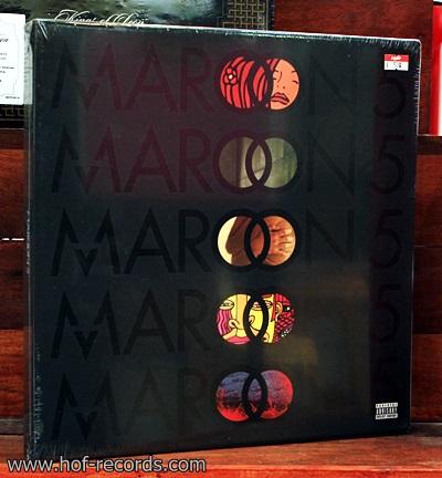 Maroon 5 - Boxset 5Lp