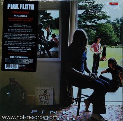 Pink Floyd - Ummagumma 2Lp N.