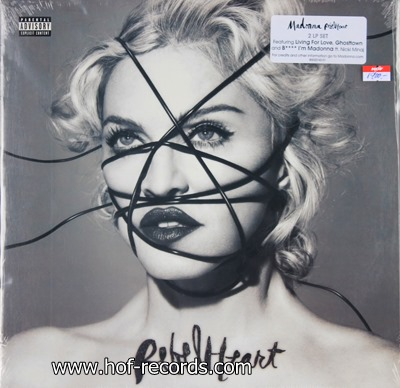 Madonna - Rebel Heart 2lp N.