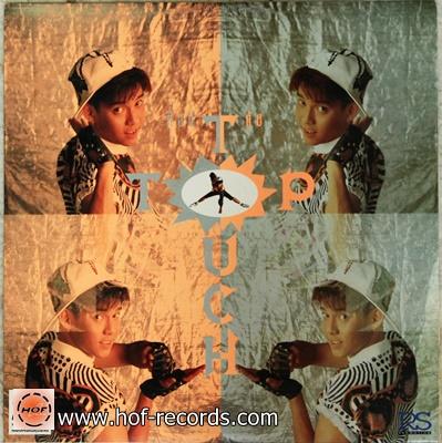 ท๊อป ทัช Rs promotion ปกVG+ / แผ่น VG++