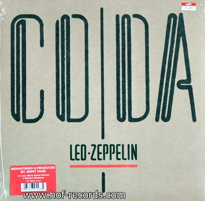 Led Zeppelin - Coda 1lp N.