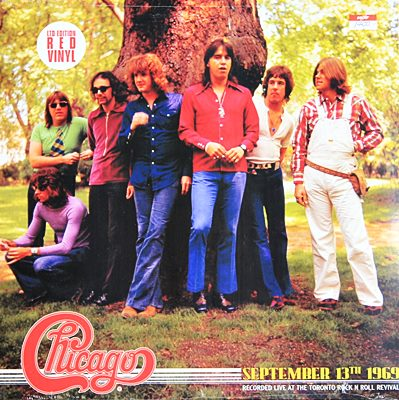 Chicago - September 13 th 1969 1lp N.