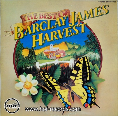 Barclay James Harvest - The Best Of 1lp