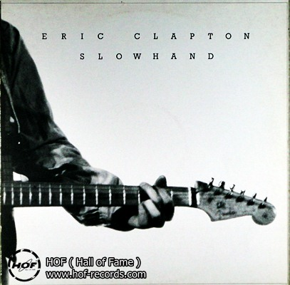 Eric Clapton - Slowhand 1 LP NEW