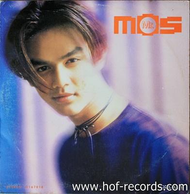 มอส Mr. Mos ปก VG++ แผ่น VG++