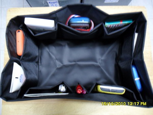 ช่องจัดระเบียบกระเป๋า longchamp size M