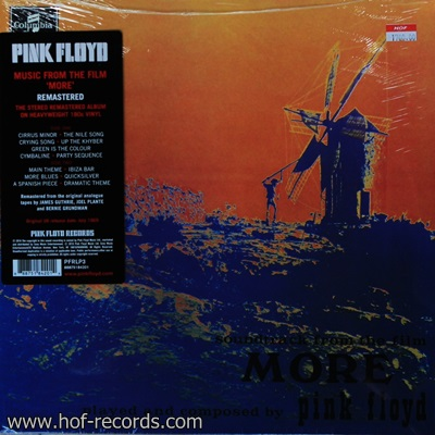 Pink Floyd - More Ost. 1Lp N.