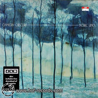 camera obscura desire lines new 1lp