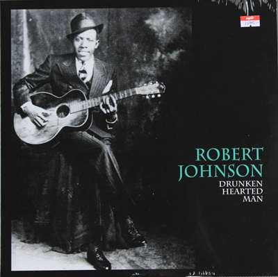 ROBERT JOHNSON - DRUNKEN HEARTED MAN 1LP N.