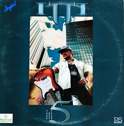 Itti อิทธิ - 5 ปก VG+ แผ่น VG++ ( แผ่นเต็ม 10 เพลง )