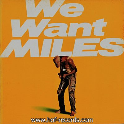 Miles Davis - We Want Miles 1982 2lp