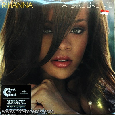Rihanna - A Girl Like Me 2Lp N.