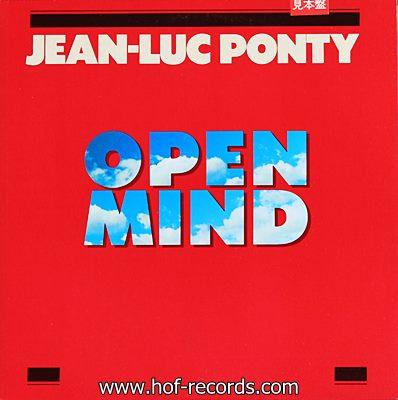 Jean-Luc Ponty - Open Mind 1984