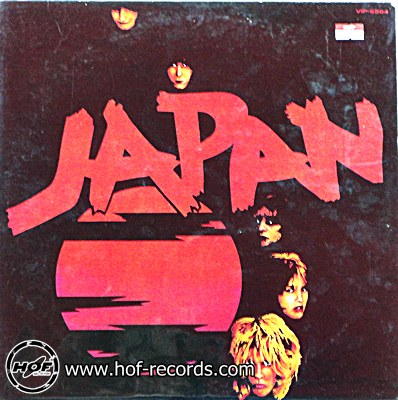 Japan - Adolescent Sex 1 LP