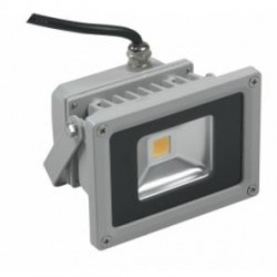 LFL002 LED Flood Light 10W 12V Warm White สีขาวอมเหลือง 600LMWall WashLight (Chip from Taiwan) ยี่ห้อ OEM รุ่น 10W-600-12V